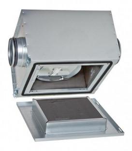 Helios InlineVent SilentBox SB 200 C DN 200