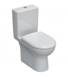 Pack WC sol RENOVA SH semi-caréné Rimfree