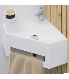 Lave-mains Argo Aquarine