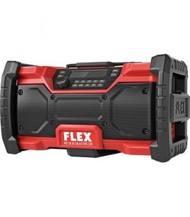 Radio sur batterie ou courant FLEX 10,8/18/230V