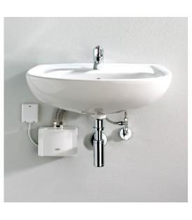 Petit chauffe eau sous lavabo