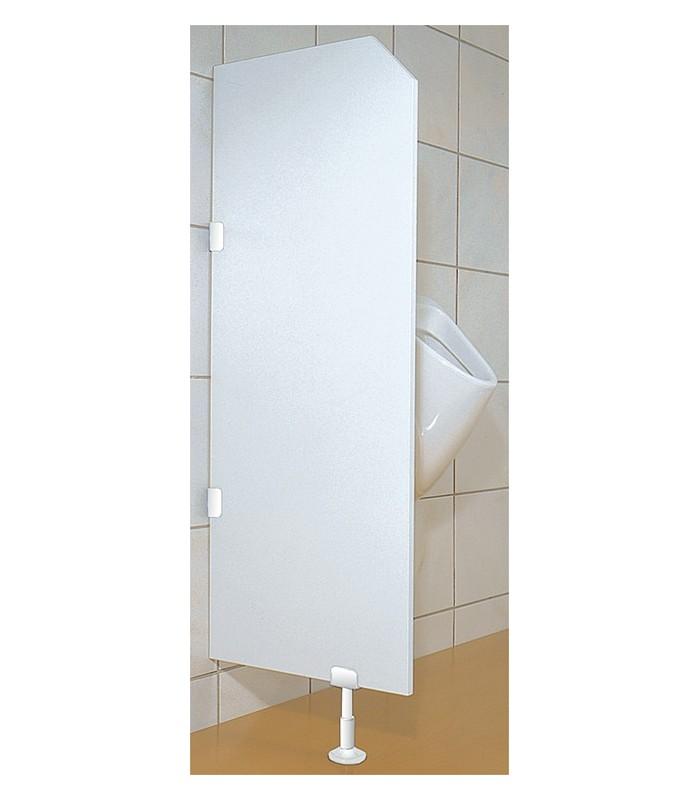 Paroi de s paration urinoir standard banyo pour sanitaires for Paroi de separation jardin