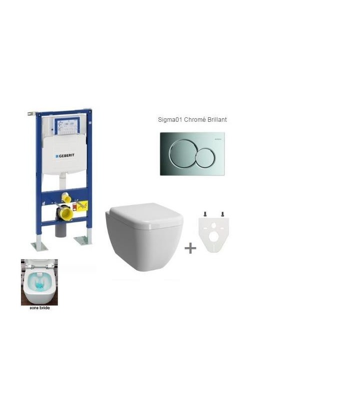 pack wc suspendu geberit daily 39 c geberit pour sanitaires. Black Bedroom Furniture Sets. Home Design Ideas