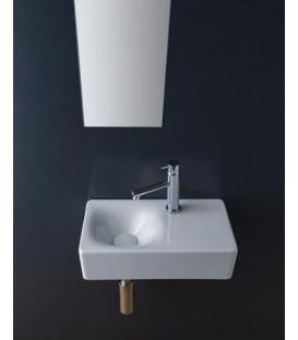 Vasque à poser ou suspendue cube