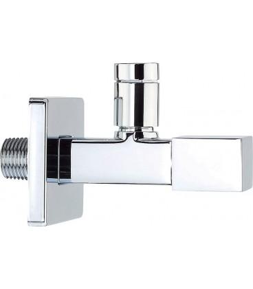 Robinet équerre sous lavabo design Linea Quadro