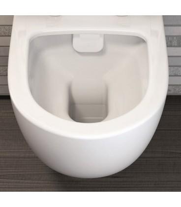 pack wc suspendu grohe daily 39 o sans bride grohe pour. Black Bedroom Furniture Sets. Home Design Ideas